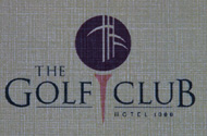The Golf Club at Hotel 1000 Business Card Design & Printing